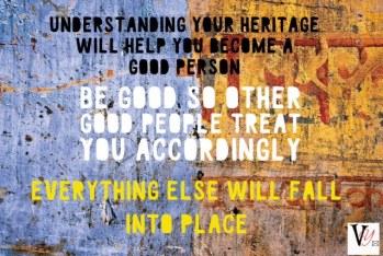 Kevin Hart- Understanding Heritage
