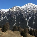 Lenzerheide mountains