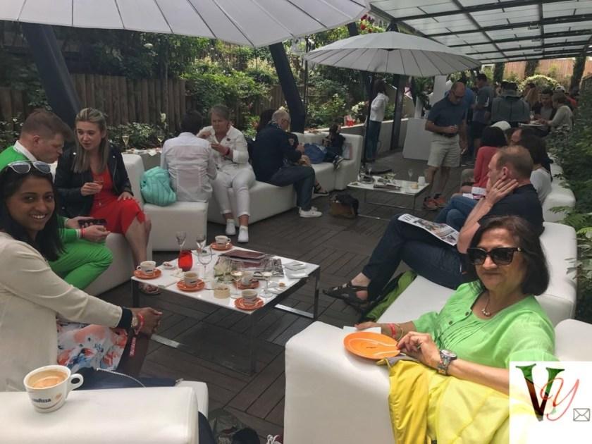 Hospitality Roland Garros