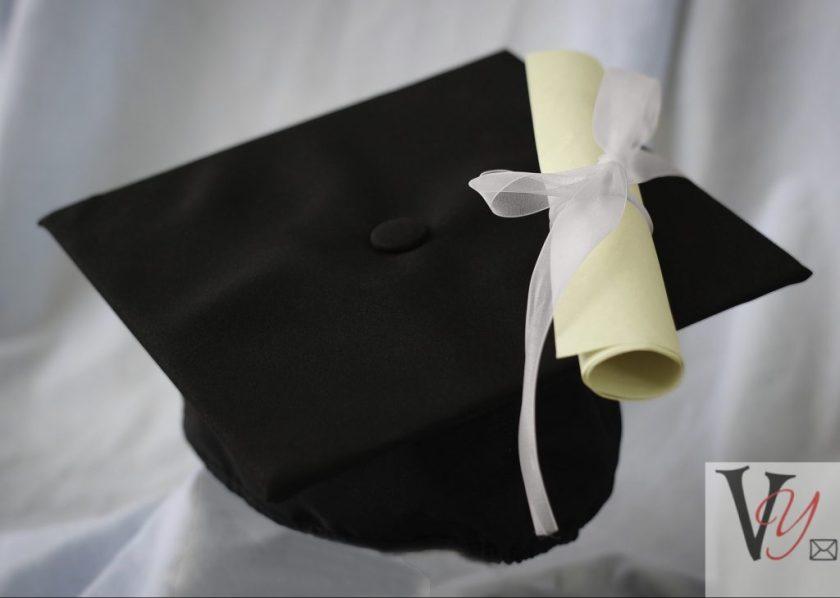 Anjlis graduation?