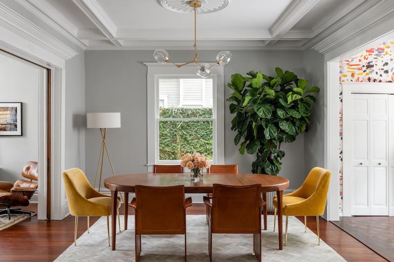 Interior design from Maureen Stevens