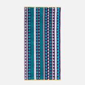 Oceanna Aztec Beach Towel by Linen Chest