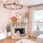 Fall Mantel Decor | Home is Where Your Hearth Is
