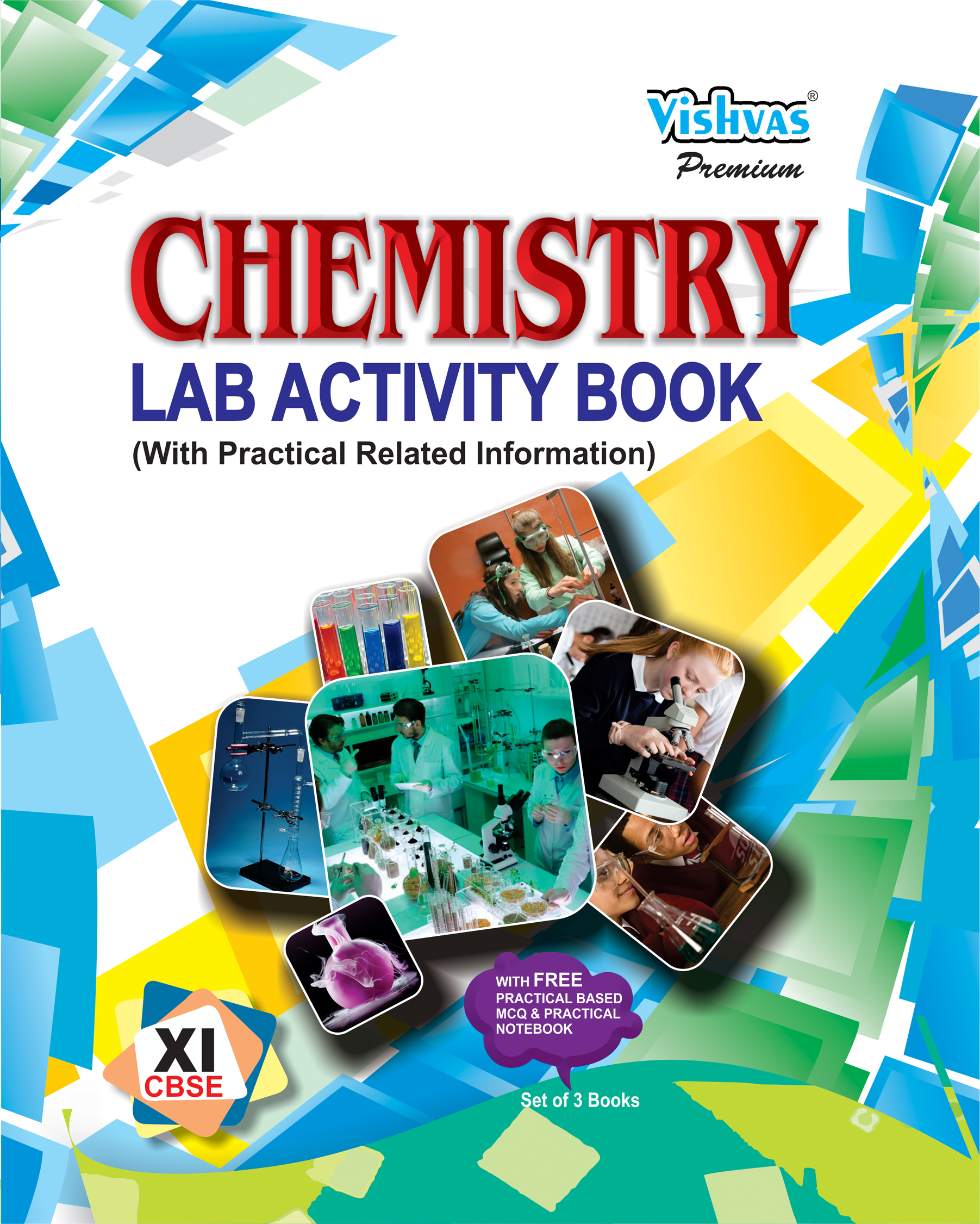 Cbse Chemistry Lab Activity Book Class Xi With Practical Related Information With Free