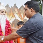 न्यू स्टैण्डर्ड बालिका विद्या मन्दिर में मनाई गई गुरू पूर्णिमा