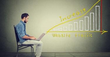 aumentare visite in un sito