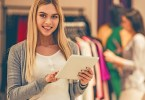 shopping assistant retail