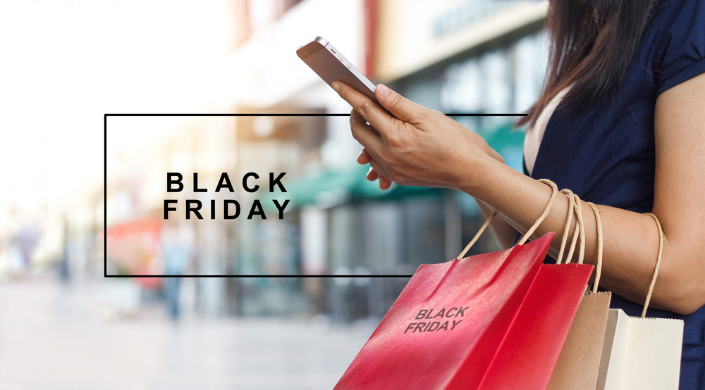 Black Friday, Codacons: spesa media di 117 euro a testa