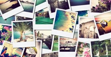 Backup delle foto su Instagram