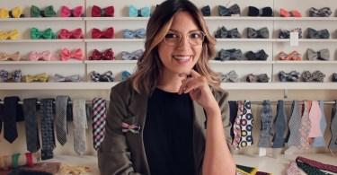 Sara Cocozza, fashion designer Papillover