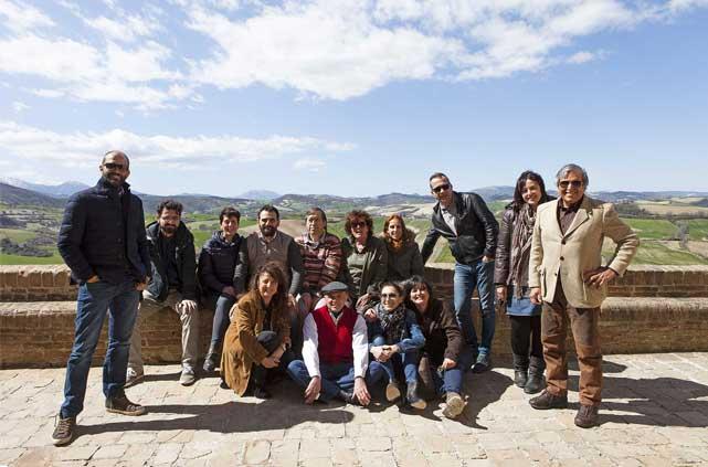 Team del Centro San Nicola