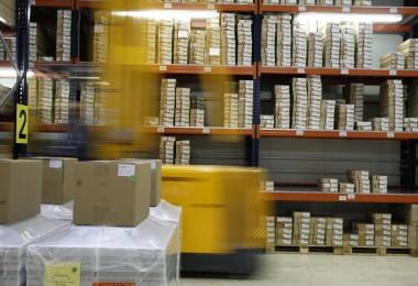 Magazzino e-commerce