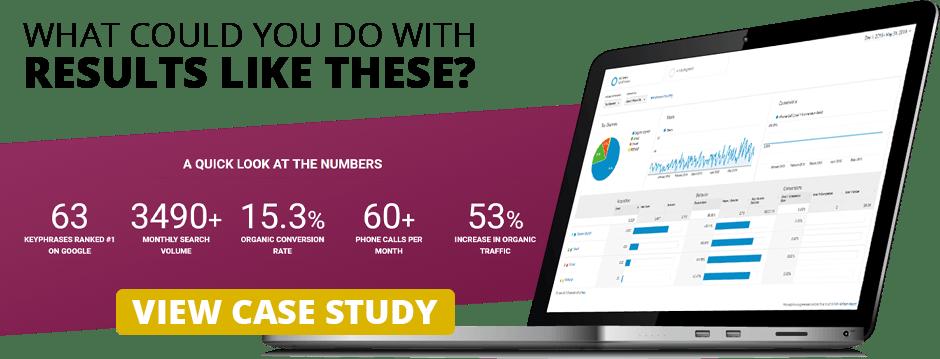 Optimal law website performance