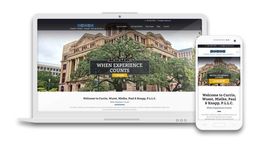 CWMPK - Attorney Website Design