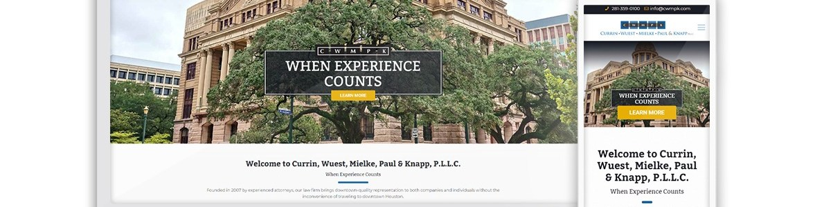 CWMPK - Attorney Website Design