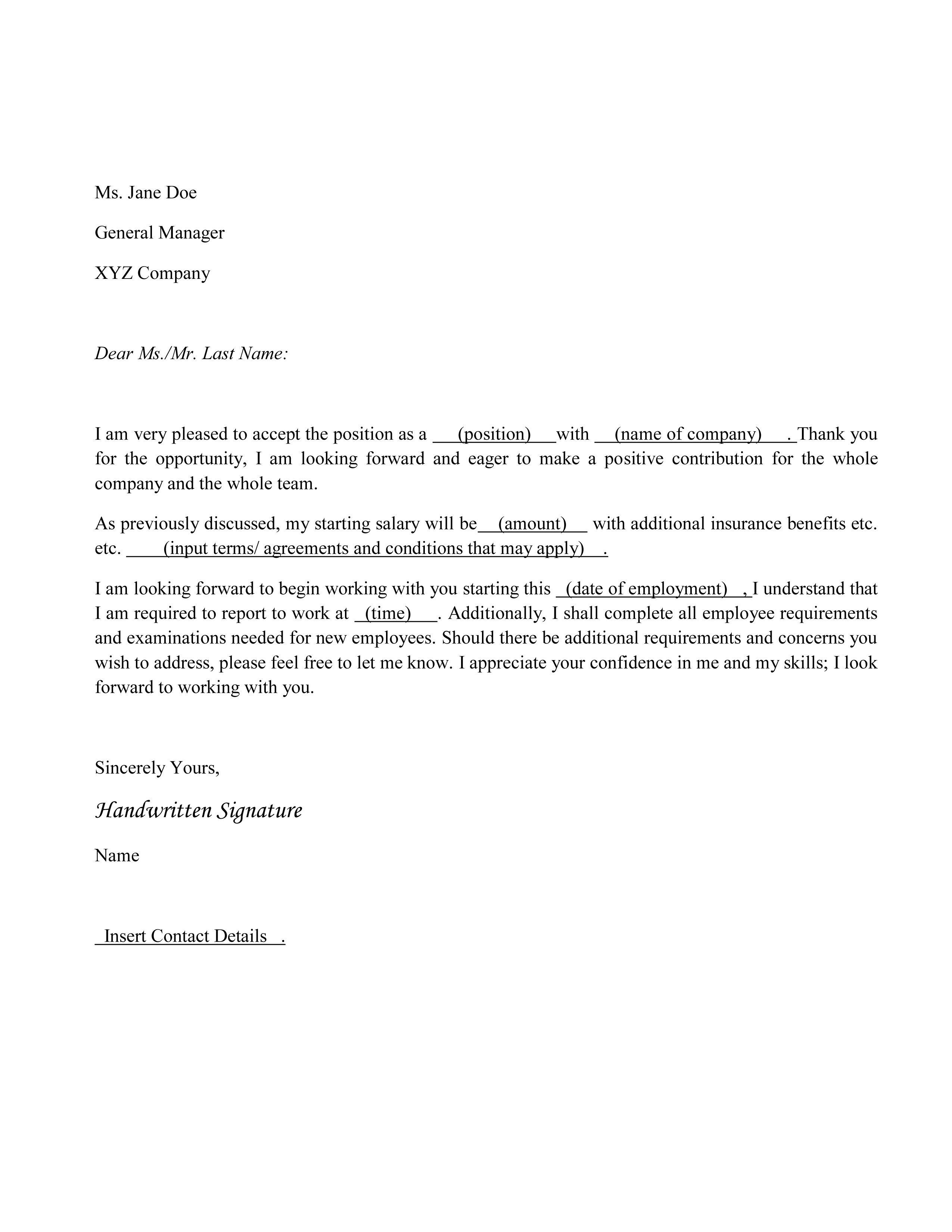 Pin by Amie Burkholder on Law Dogs Acceptance letter