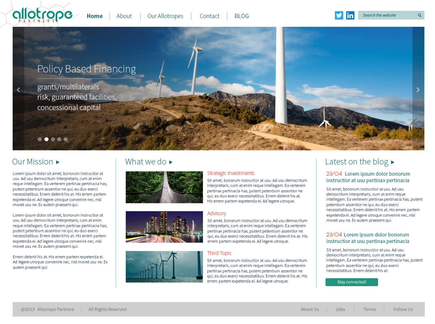 Allotrope Website