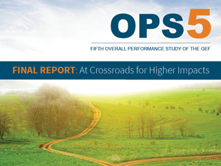 OPS5 Report Cover