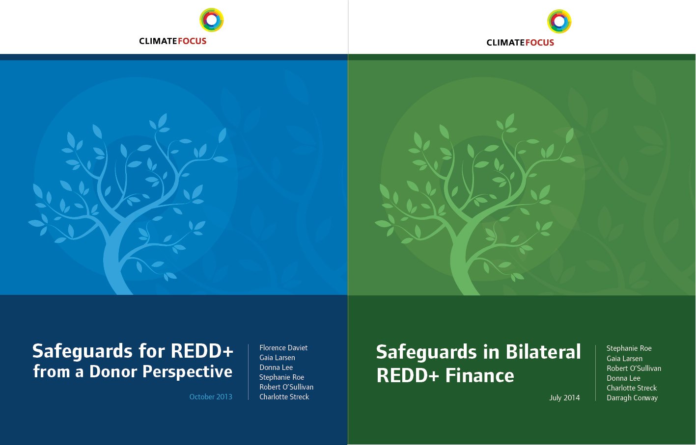 Safeguards Papers Cover Designs