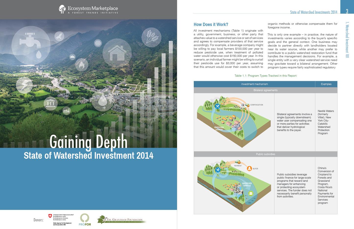 Water Report 2014