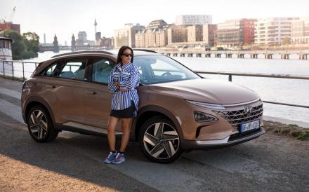Hyundai startet Kampagne für Wasserstoffantrieb