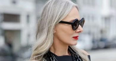 penteados cabelos grisalhos 60 anos Vision Art NEWS