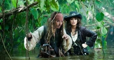 piratas do caribe navegando em aguas misteriosas foto reproducao imdb widelg Vision Art NEWS