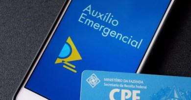 uso cpf auxilio emergencial Vision Art NEWS