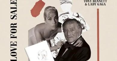 Lady Gaga e Tony Bennett Love for Sale Vision Art NEWS