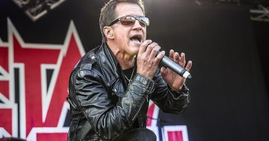 Metal Church Mike Howe Vision Art NEWS