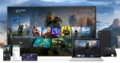 Microsoft Xbox Series X Menu Vision Art NEWS