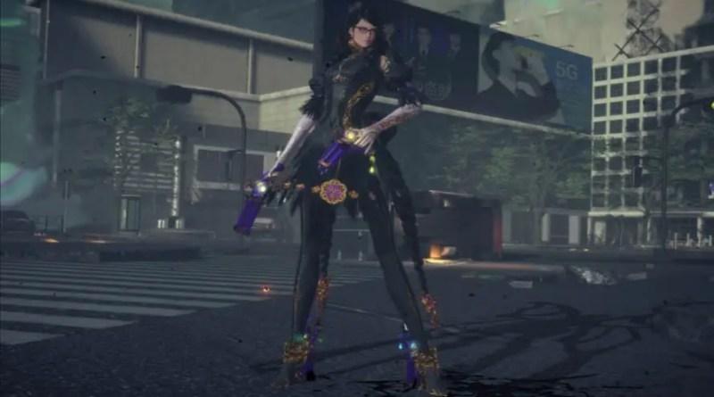 Bayonetta 3 Sinopse oficial Vision Art NEWS