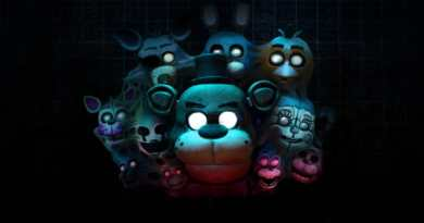 Five Nights at Freddy Filme Diretor Vision Art NEWS