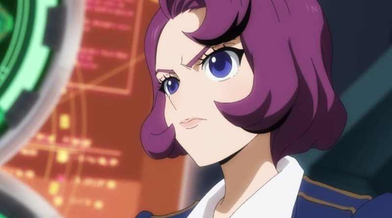 Megaton Musashi trailer anime Vision Art NEWS