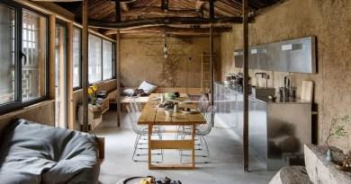 1 10 interiores rusticos de tirar o folego Vision Art NEWS