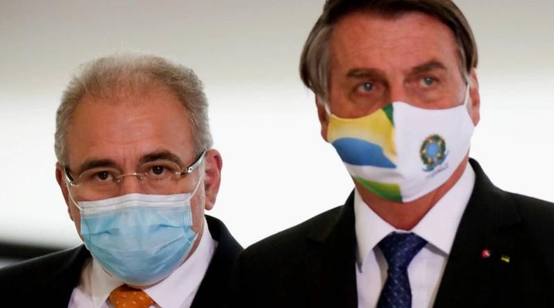 Queiroga faz figuração como ministro após fala de Bolsonaro sobre Aids – 27/10/2021 – Bruno Boghossian