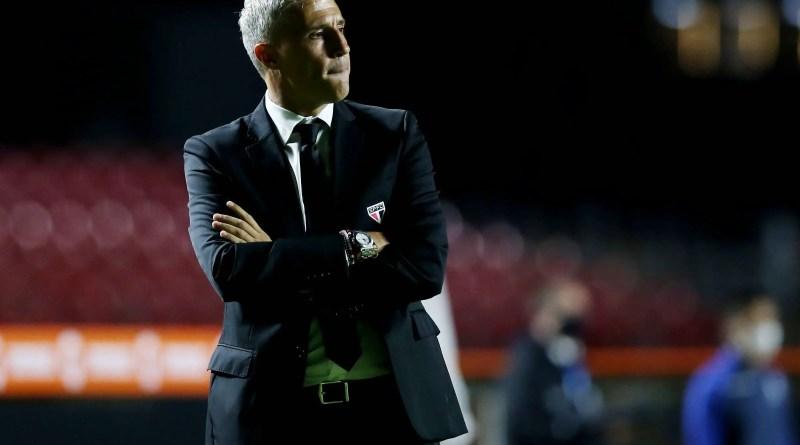 São Paulo anuncia a saída do técnico Hernán Crespo – 13/10/2021 – Esporte