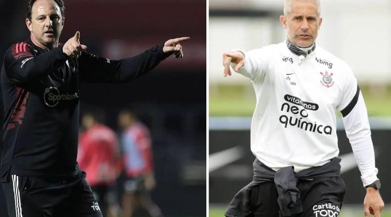 Alvinegro e Tricolor voltam a campo ainda sob o efeito do resultado do clássico – 23/10/2021 – Juca Kfouri