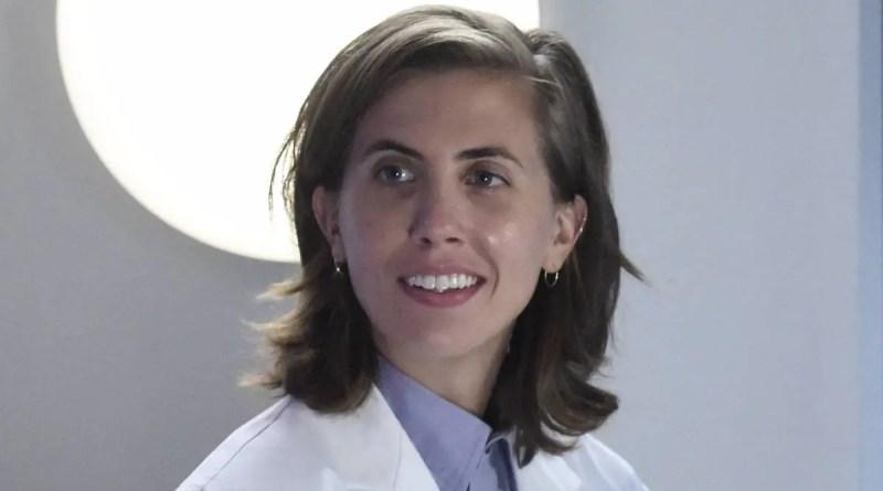 'Grey's Anatomy' ganha primeiro profissional de medicina não binário – 27/10/2021 – Cinema e Séries