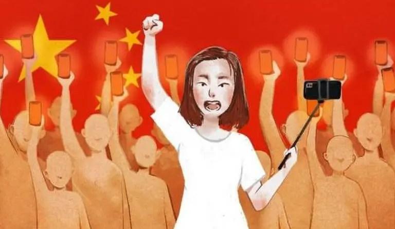 Ziganwu: os blogueiros nacionalistas chineses que atacam o Ocidente – 28/10/2021 – Mundo