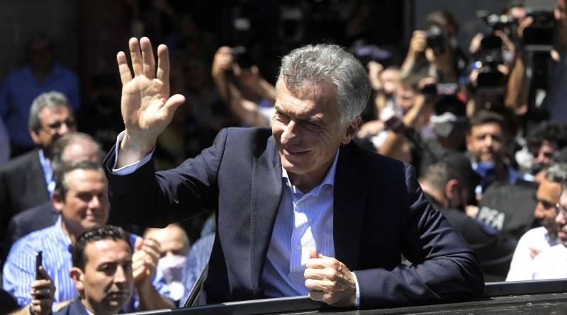 Macri transforma depoimento sobre caso de espionagem em ato eleitoral – 28/10/2021 – Mundo