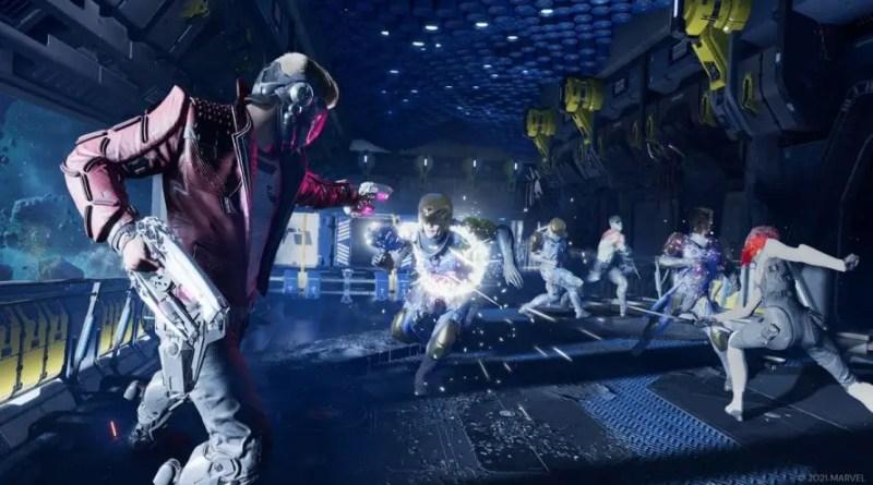 Guardians of the Galaxy Tech Trailer Vision Art NEWS