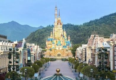 Hong Kong Disneyland Vision Art NEWS