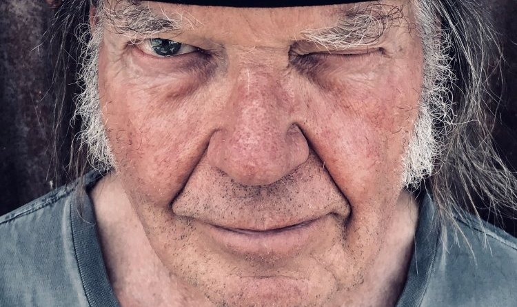 Neil Young Vision Art NEWS