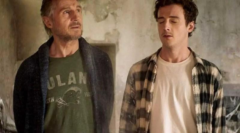 Liam Neeson volta ao cinema com filme estrelado por ele e filho