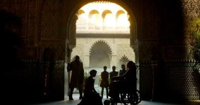 game of thrones em Alcazar Sevilha Vision Art NEWS