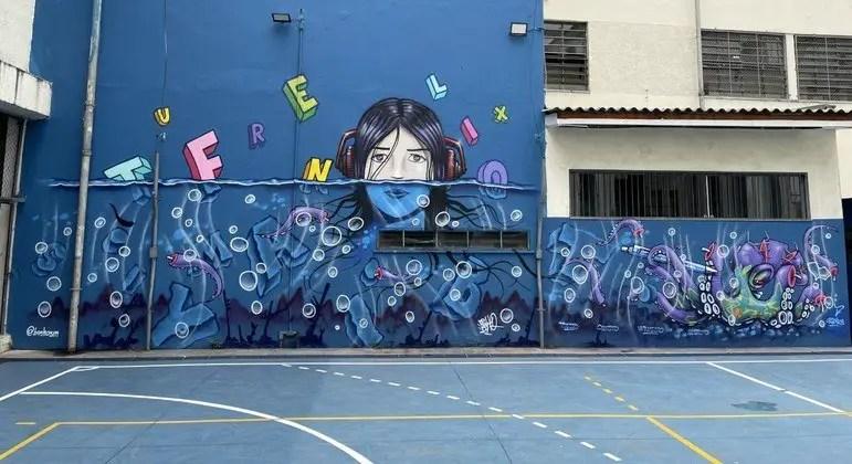 grafite binho ribeiro 05102021132956769 Vision Art NEWS