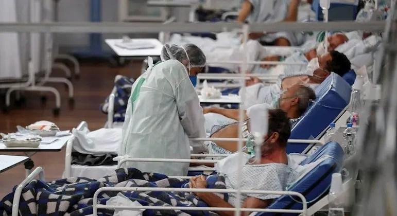 Brasil registra 187 mortes e 6.204 novos casos de Covid em 24h – Notícias