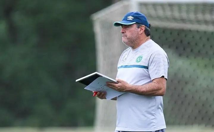 Pintado é o 18º técnico que perde cargo no Brasileirão; veja lista – Fotos