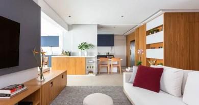 solucoes de marcenaria e minimalismo marcam a reforma do apto de 150m² casa.com studio tan gram estudio sao paulo 10 Vision Art NEWS